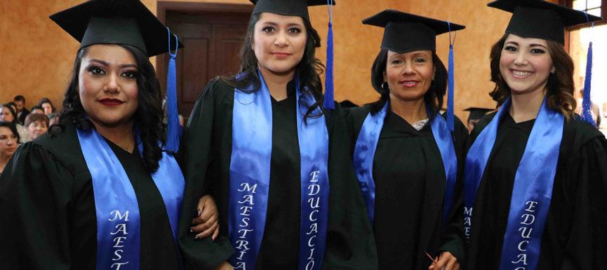 Alumnas de la Maestría