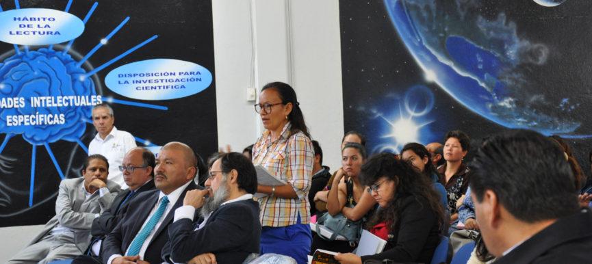 Participación de alumnos de la ENSQ
