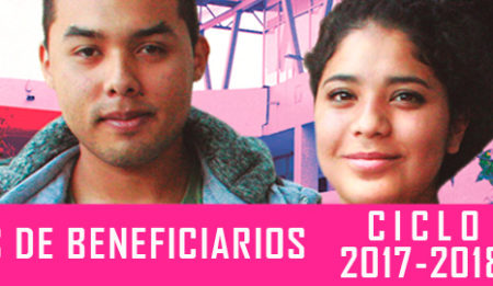 Resultado de Convocatoria Extraordinaria de Becas 2017-2018