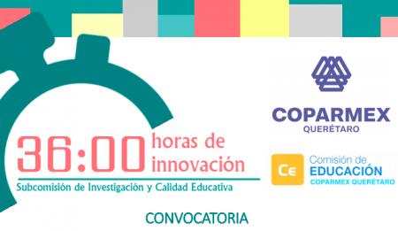 concurso 36 horas de innovación